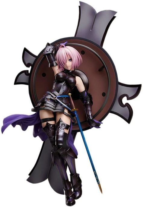Stronger Fate Grand Order Shielder Mash Kyrielight 3rd Ascension 1/7 PVC figure