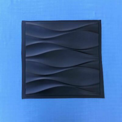 Molds For 3D Tile Panels Plastic Form Plaster Wall Stone Wall Art Decor Buds