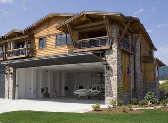 17 best Hanger Homes images on Pinterest   Dream garage, Apartment ...