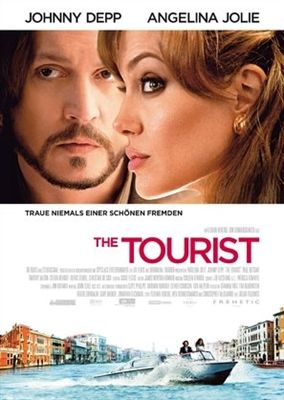 The Tourist Poster. ID:1525198 | The tourist movie, Romance movie poster, Johnny depp