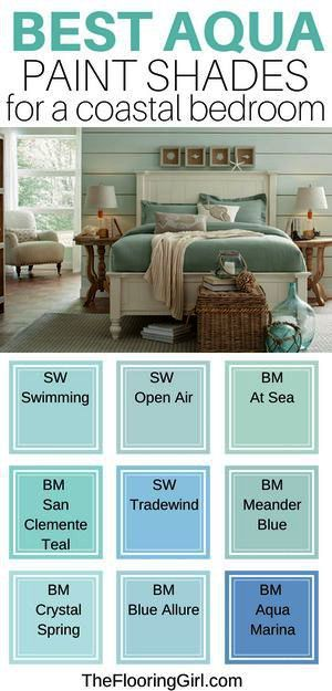 Blue Paint Color Ideas With A Coastal Beach Theme From Better Homes And Gardens Paintcolor Blue Paint Colors Popular Paint Colors Room Colors