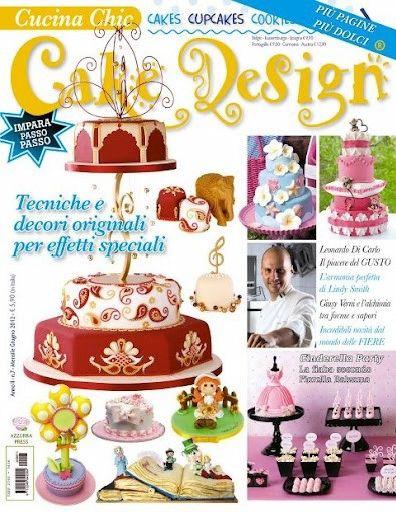 cake design | Cake, Cake art, Magazine design
