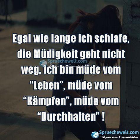 #irgendwann #aber #auch #ende #ich #bin #mde #hat #das #ein #soIch bin so Müde... aber irgendwann hat das auch ein Ende