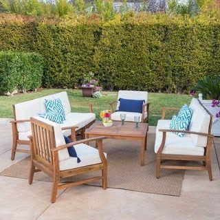 Our Best Patio Furniture Deals Patio Furnishings Patio Furniture Wood Patio
