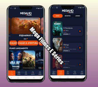 Mega Filmes E Series O Melhor App Para Voce Assistir Filmes E
