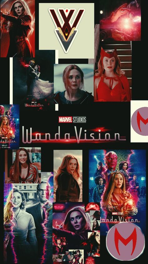 WandaVision wallpaper