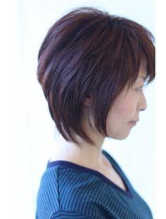 キャパ Capa ゆるふわで浮遊感のあるウルフカット ヘアスタイル 人気のショートヘアスタイル 髪型
