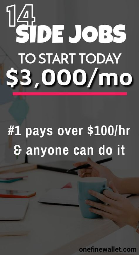 How to Make Money from Home - $3,000+/month