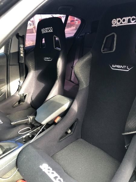Sparco Sprint L Fia Motorsport Bucket Seat In 2020 With Images Racing Seats Bmw 1 Series Sport Seats