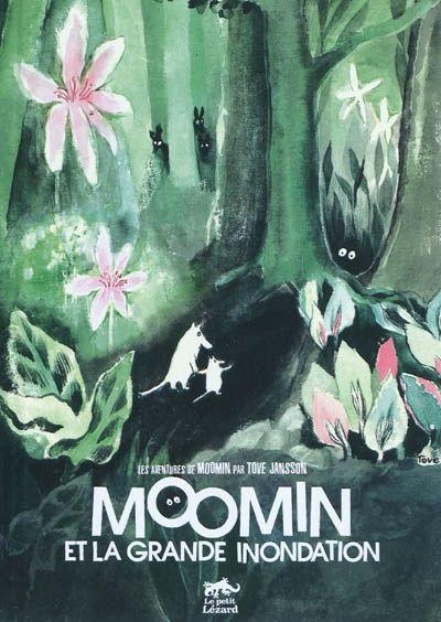 Les Moomins Sont Une Famille Tres Unie De Creatures Rondes Comme Des Hippopotames Qui Menent Une Vie De Boheme Et D Aven Tove Jansson Moomin Moomin Wallpaper