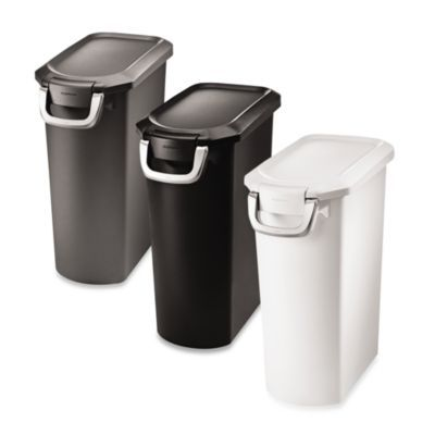 Buy Simplehuman 9 Gallon Plastic Pet Food Cans From Bed Bath