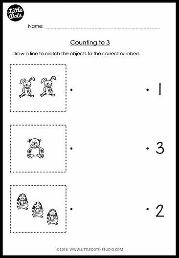 Pre K Numbers 1 To 10 Worksheets And Activities Preschool Math Printables Math Printables Counting Worksheets
