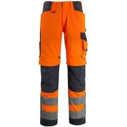 High visibility pants for women -  Mascot® unisex high visibility pants Kendal orange size 60Büroshop24.de  - #couture #High #pants #visibility #women