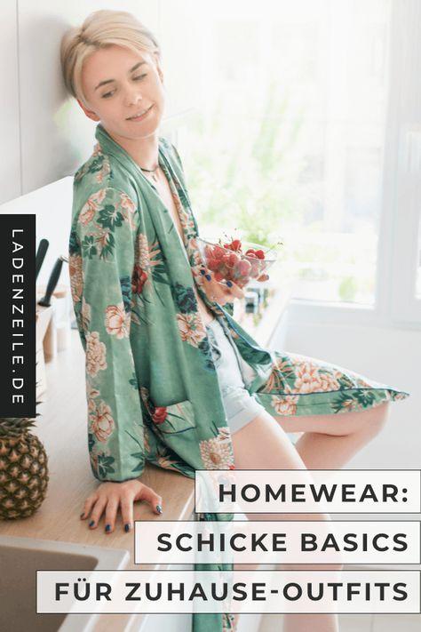 Dein Loungewear-Outfit: Die gemütlichsten Basics für Zuhause