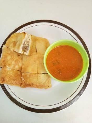 Resep Martabak Kuah Keto Oleh Anggraini Resep Makanan Dan Minuman Keto Resep Makanan Sehat