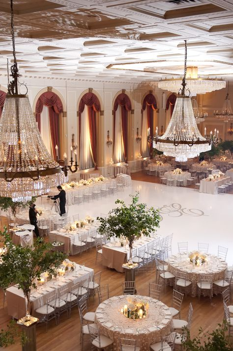 You can really transform a room and make it your own with a custom dance floor!