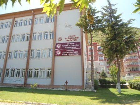 Suleyman Demirel Universitesi Egirdir Saglik Hizmetleri Meslek Yuksekokulu Nenerede Web Sitemiz Www Nenerede Meslek Yuksekokulu Saglik Bakim Restoran