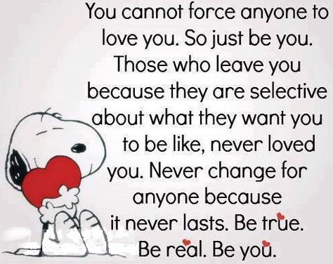 Hard lesson to learn...and relearn.