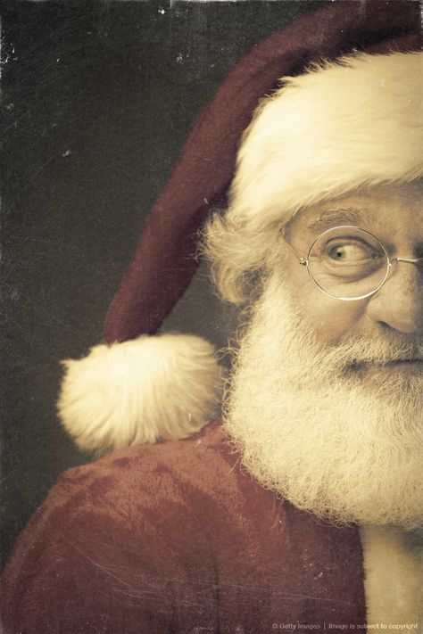 Santa Claus On Getty Images © Dieter Spears | Do Not Use Without Licensing