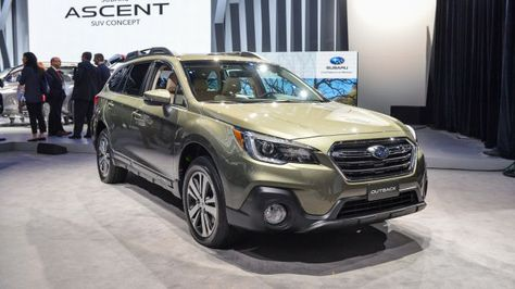 Subaru Outback Hybrid >> The Outback Model Is Currently In Its 5th Generation And