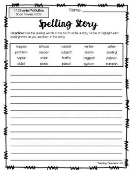 46+ Reading street 3rd grade spelling worksheets Top