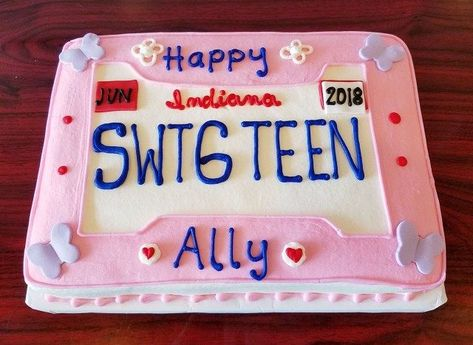 26 Brilliant Photo Of Images Of 16th Birthday Cakes Sweet16cakes
