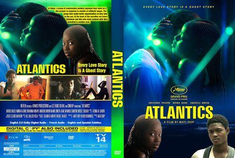 Atlantics Atlantique Dvd Cover In 2020 Movie Info Movie Blog Dvd Covers