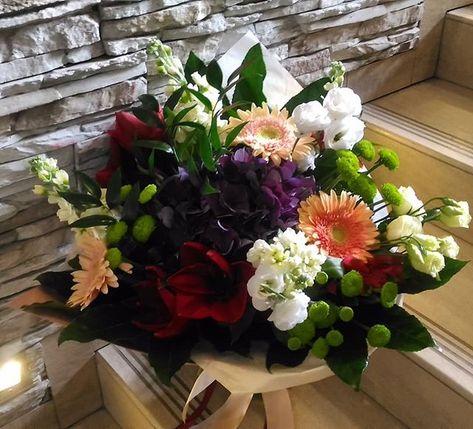 Букетик букеты под заказ новосибирск цветов