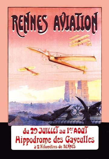 Jules Alexandre Grun Monte Carlo Concours D Aviation Art Prints And Posters