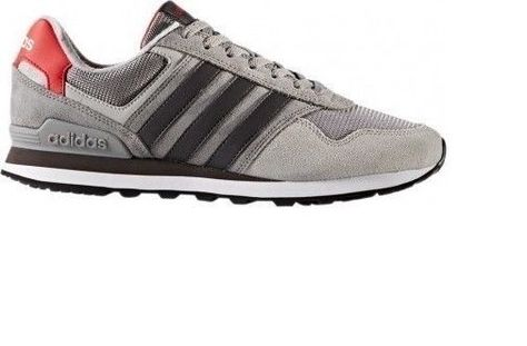 Men's Adidas NEO 10K Color GREY Athletic Sneaker Casual