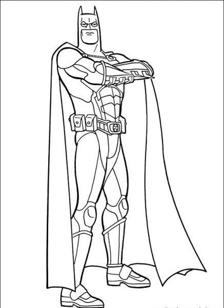 Imagens Do Batman E Robim Para Colorir Batman Boyama Boyama Sayfalari Batman