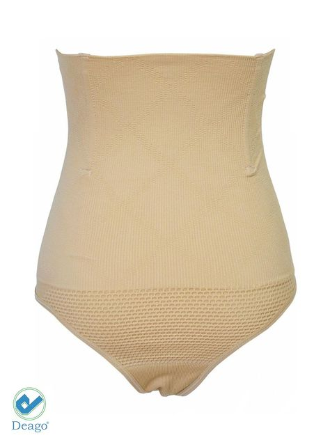 e32abc9c113d Deago Women High Waist Thong Briefs Shapewear Body Shaper Tummy Control  Cincher Underwear Panties#Thong, #Briefs, #Shapewear