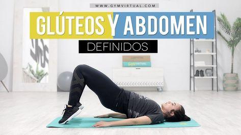 rutina intensa de abdomen gym virtual