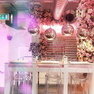 El N London On Instagram Starting Our Week In Perfectly Pink