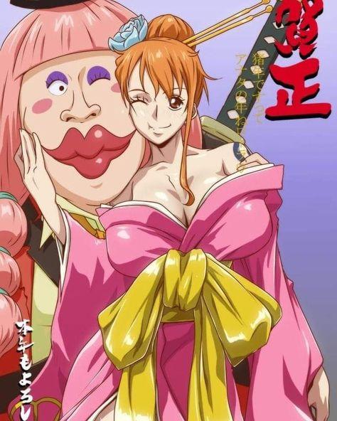One Piece - Nel-Zel Formula - Monet | One Piece - Monet