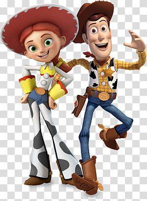 Sheriff Woody Toy Story Buzz Lightyear Jessie Bullseye Toy Story Transparent Background Png Fantasias Toy Story Jessie Toy Story Convites Tematicos Toy Story