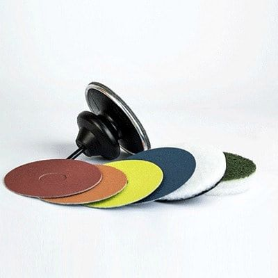 Etch Remover Marble Polishing Pads Drill Kit Marble Polishing Polish Floor Marble Countertops
