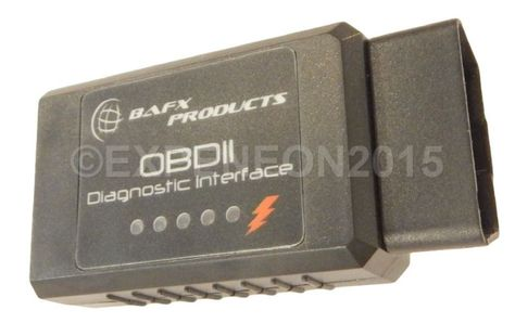 Bluetooth OBD2 OBDII Car Diagnostic Code Reader Scanner Tool BAFX Products
