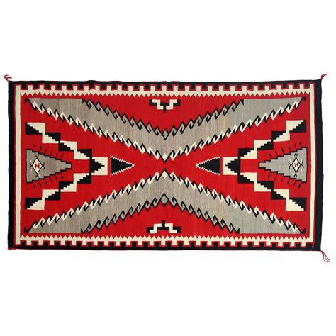 Ganado Red Weaving, 1950