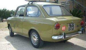1968 1971 Fiat 850 Special Classic Fiat Cars Hard To Find