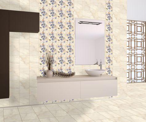 Passo Creama & Passo Roma HL #Bathroom Tile