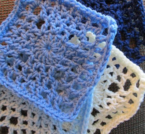 """Simply EZ PZ 6 inch square pattern by Anastacia Zittel free, easy, lacey, quick beginner friendly 6"""" crochet block pattern, to download"""