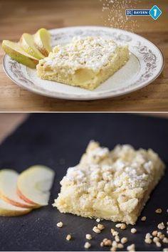 Photo of Apfelkuchen: Rezept für einen Apfel-Streuselkuchen | BR.de