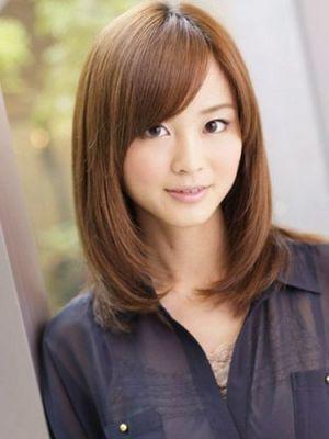 この画像のページは「憧れ深田恭子の髪型を真似したい時は