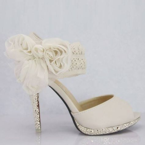 #Wedding High Heels