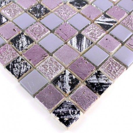 Echantillon Pierre Sofy Mosaique Salle De Bain Carrelage