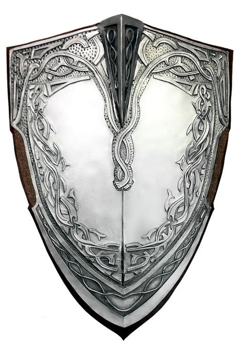 Lady Sif Goddess Shield Template by DownenCreativeStudio on Etsy