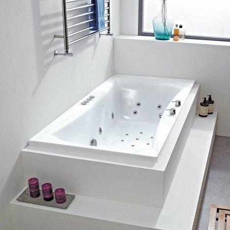 Phoenix Luna Amanzonite Bath 1900mm X 900mm With Whirlpool