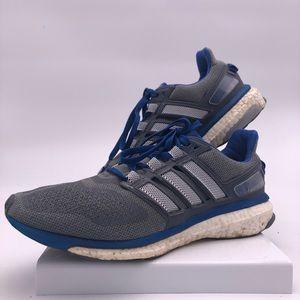 Adidas Energy Boost 3 Mn Sz 12 Grey Blue Af4921 Shoes Fashion Clothing Accessories Men Mensclothing Athleticshoes Blue Grey Adidas Blue