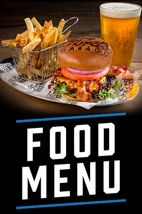 Ford S Garage Legit Since 2012 Comfort Food Food Menu Food
